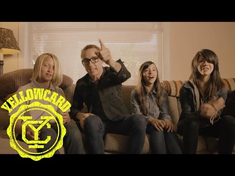 Yellowcard - Here I Am Alive (Official Music Video)