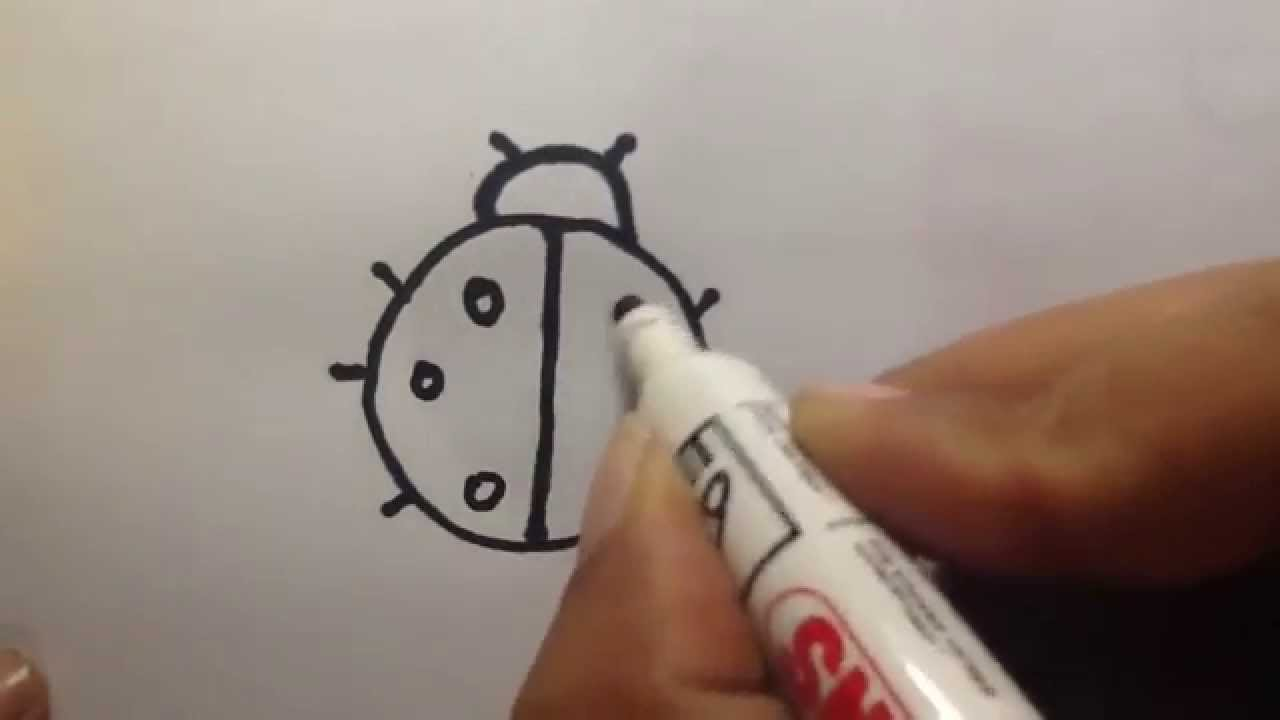 Menggambar Kalajengking Belajar Cara Menggambar Binatang