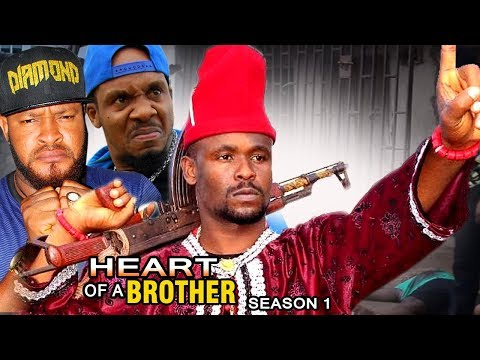 Heart Of A Brother Season 1  - Zubby Micheal 2017 Latest Nigerian Nollywood Movie