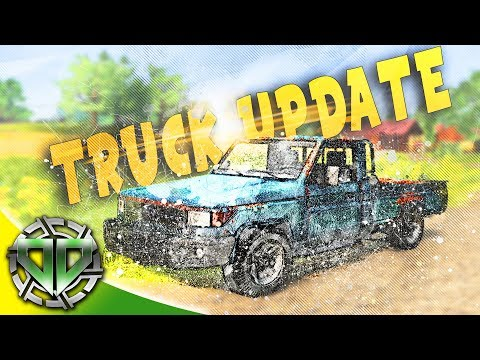 Animal, Truck, and Fumes Update : Farmer's Dynasty Gameplay : PC Early Access Simulator