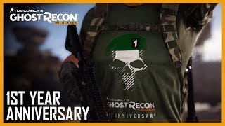 Tom Clancy's Ghost Recon Wildlands: 1st Year Anniversary - Thank You! | Trailer | Ubisoft [NA]