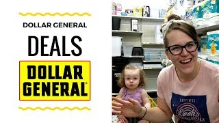 Dollar General In-Store Couponing (6/17-6/23) New Instant Savings, Hair Care, Baby Care, & More
