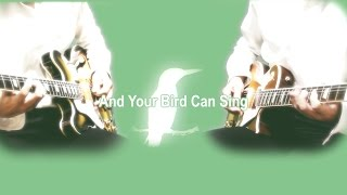 And Your Bird Can Sing - The Beatles karaoke cover