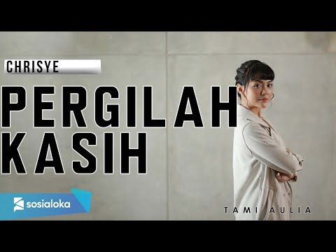 Pergilah Kasih Chrisye Tami Aulia ft Unique band Cover live @silol