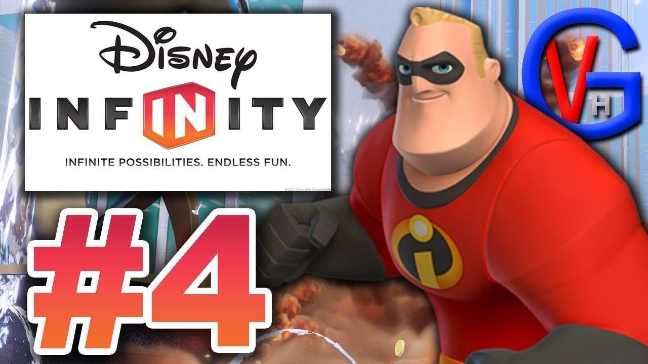 "Disney Infinity - Disney Infinity: Incredibles Playset ""Mr"
