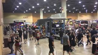 Game On Expo 2017 Time Lapse