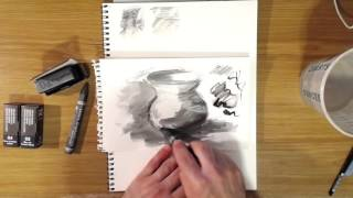 Art Supply Review: Water Soluble Graphite