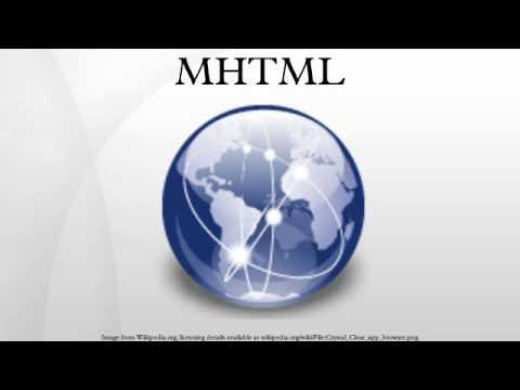 MHTML