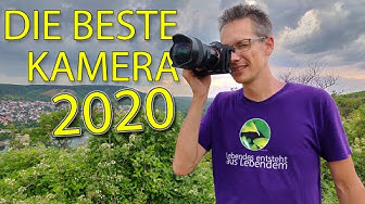 Die Beste Kamera 📸 2020 für Anfänger und Fortgeschrittene !!