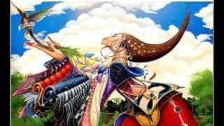 Ópera O Fortuna de Carmina Murana. Arte de Frank Morrisón