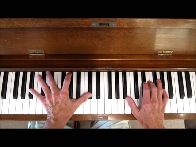 Bill Evans Lick in 12 keys, Jazz Tutorial on II-V-I