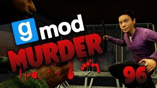 Helicopter Massacre Of Cheating! (Gmod Murder #96)