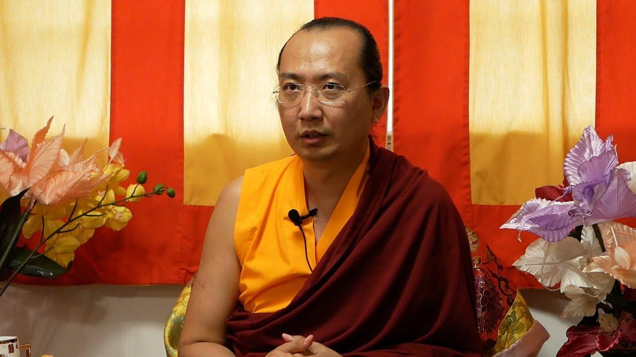 His Holiness the 42nd Sakya Trizin (Ratna Vajra Rinpoche) on Study  Contemplation and Meditation