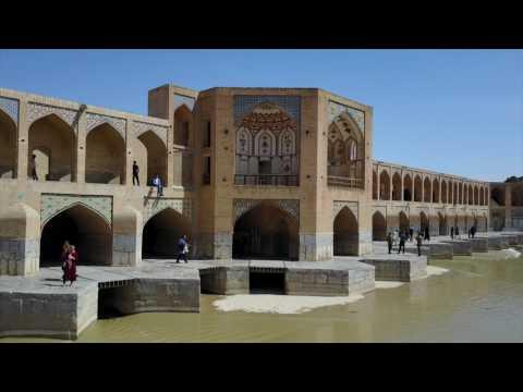 Esfahan, Iran | Drone Footage of Esfahan