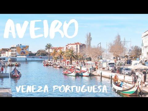 CONHECENDO AVEIRO EM 2 DIAS | A VENEZA PORTUGUESA