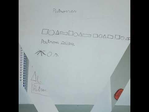 Matemania. EpisodioPatrones