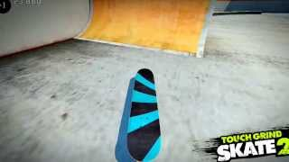 TouchGrind Skate 2 Crazy Tricks and Glitches!