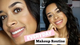 Everyday Makeup Routine 2017 | Faith Chappelle