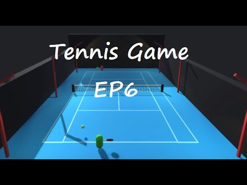 Tennis Game - EP6 - (Trail Renderer) - Unity Tutorial thumbnail