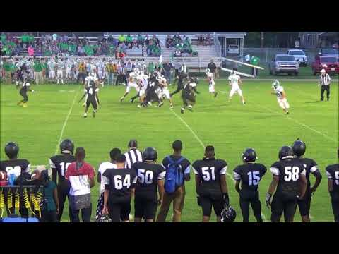 Hayti Highlights vs Thayer 8/18/2017