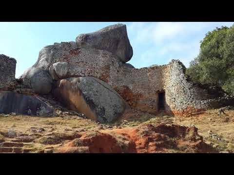Ancient Ruins of Great Zimbabwe