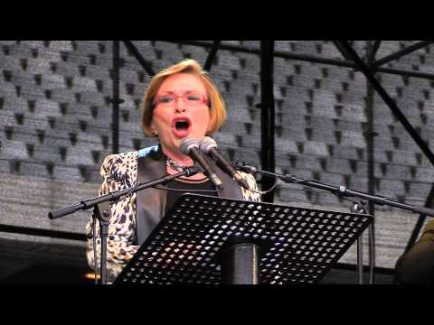 Helen Zille speaks about Nelson Mandela