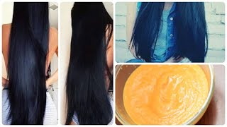 Banana and Papaya mask for Hair Straightening   Remove dark spots and pimple in 10 minutes