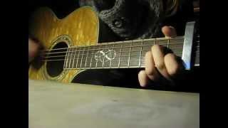 Bruno Mars - Grenade - (Guitar Cover)