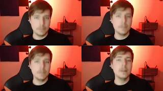 MrBeast saying PewDiePie over 10 million times