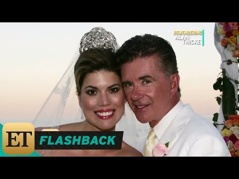 FLASHBACK: Remembering Alan Thicke's Storybook Wedding to Wife Tanya