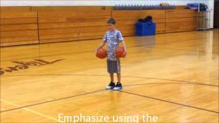 Teach Layups in 5 Minutes at any level!