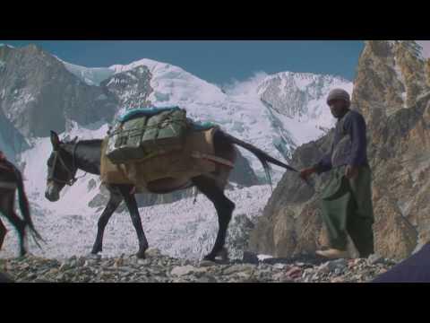 Trailer de presentacion Banff Mountain Film Festival Argentina 2016