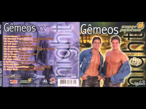 ELECTRO-GÊMEOS By Night  Vol.2-2001 ( CD RARO COMPLETO! )
