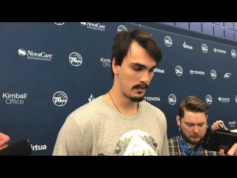 Will Sixers' Dario Saric play for Team Croatia this summer?