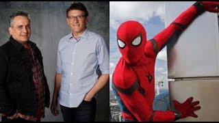 RUSSO BROS CALL OUT SONY ON SPIDER-MAN