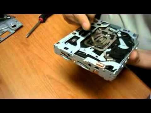 Nettoyage Lentille Navigation Honda Laser Lens Clean Part