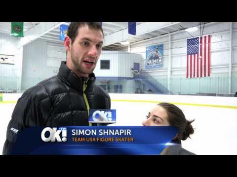 OK! TV Transformational Moments - Simon Shnapir and Marissa  Castelli