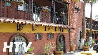 Hotel Hacienda del Indio en Mexicali