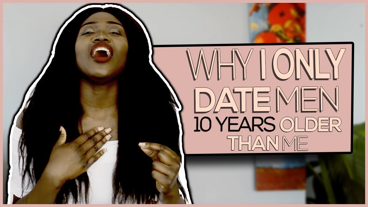 Dating a woman 10 years older than me
