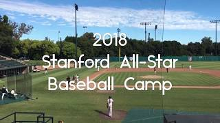 Alex Sol Stanford All-Star Baseball Camp Highlights