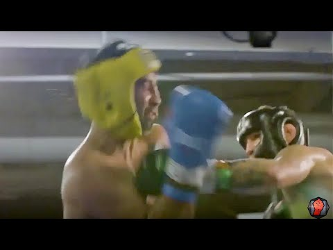 LEAKED! CONOR MCGREGOR VS. PAULIE MALIGNAGGI KNOCKDOWN & SPARRING VIDEO!
