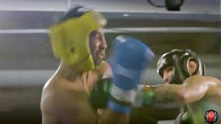 LEAKED! CONOR MCGREGOR VS. PAULIE MALIGNAGGI KNOCKDOWN & SPARRING VIDEO!