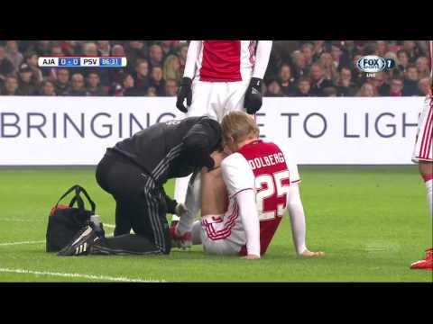 Dutch Eredivisie - Ajax Amsterdam vs PSV Eindhoven - 18 December 2016 Full Match HD