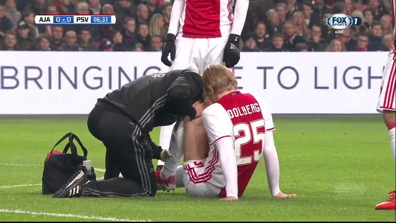 Dutch Eredivisie - Ajax Amsterdam vs PSV Eindhoven