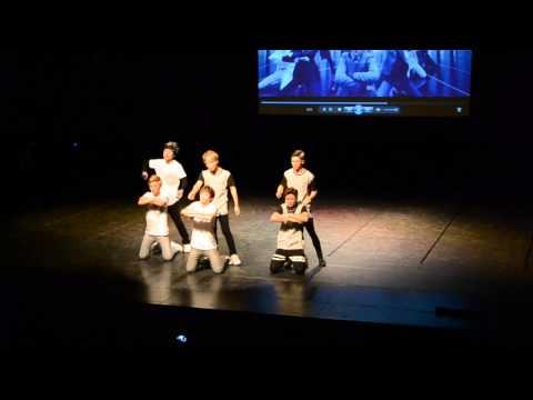 Kpop Dance Contest 29 novembre Milano Parte 1