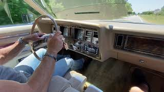 Lincoln Mark V Test Drive