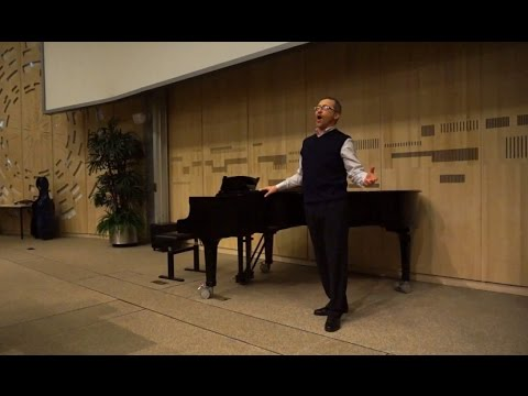 Deh vieni alla finestra w a mozart don giovanni by amateur singer youtube - Mozart don giovanni deh vieni alla finestra ...