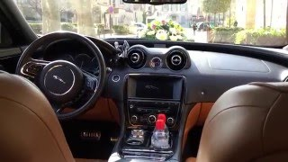 TRANSFERT VIP JAGUAR XJ Limousine
