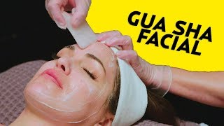 Gua Sha: How to Do This Facial at Home! | The SASS with Susan and Sharzad
