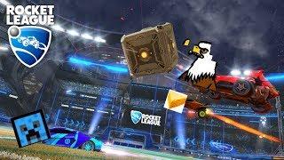 Eagle Gaming | Rocket League, Episode 3: CraZ Demolitions w/ Rjit and Chezzie